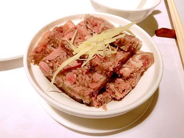 圖21 梅苑的肴肉