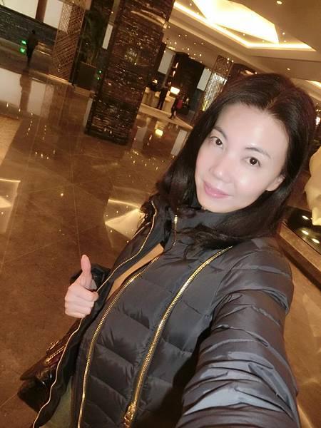 圖8 我在金陵亞太商務樓Lobby
