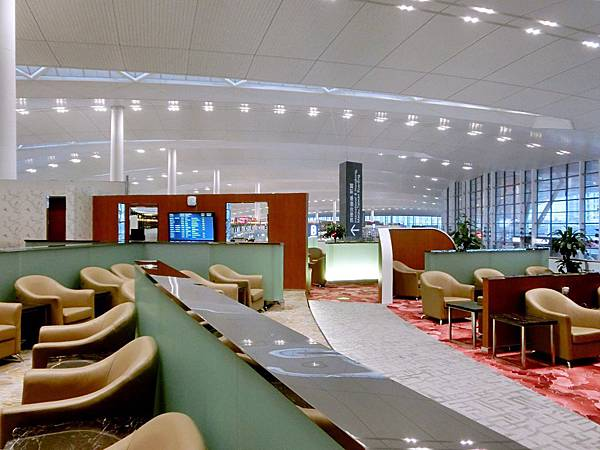圖7 南京祿口國際機場VIP室
