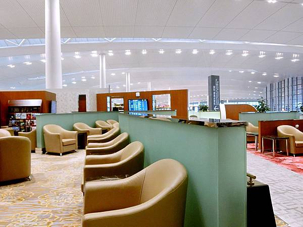圖9 南京祿口國際機場VIP室