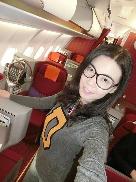 圖14 我在香港航空