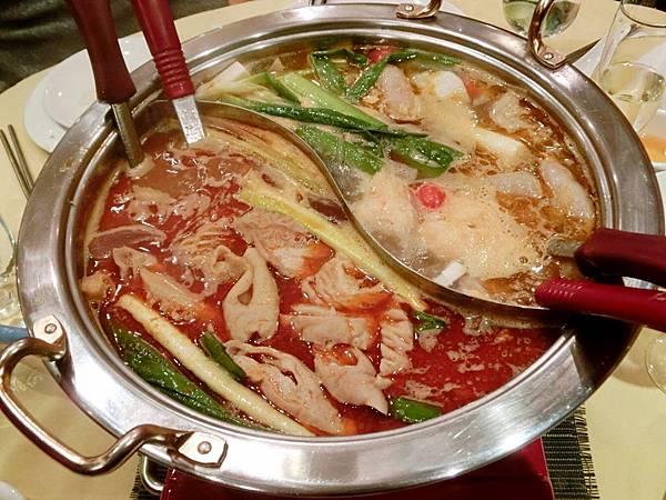 圖3 湄河餐廳的泰式火鍋