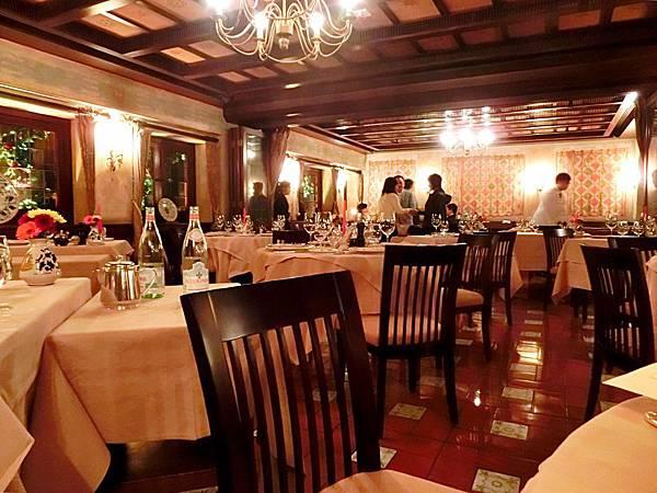 圖21 SABATINI餐廳內觀