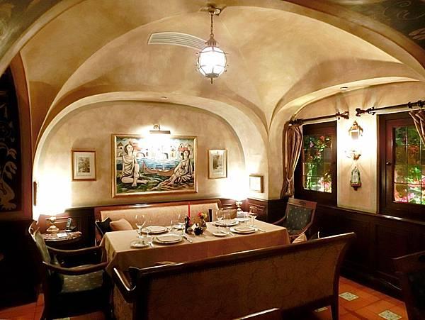 圖20 SABATINI餐廳內觀