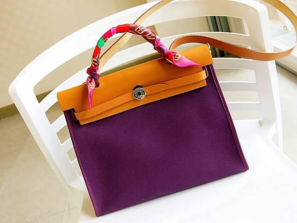 圖1 愛馬仕的「她的包包」