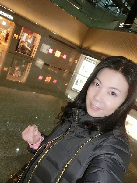 圖5 1月15日我在桃園機場二航廈愛馬仕