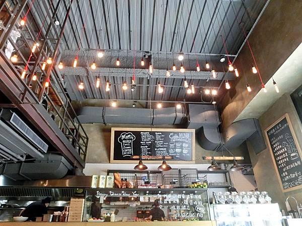 圖9 Miacucina餐廳內觀