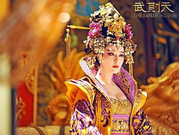 圖11 《武媚娘傳奇》劇照(取自網路)