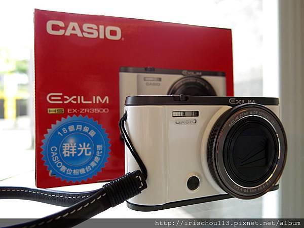 圖18 Casio ZR3500開箱.JPG