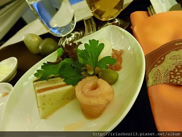 圖15 5月28日皇璽桂冠艙晚餐~開胃菜.jpg