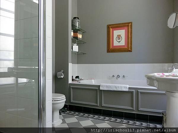 圖27 浴室內觀