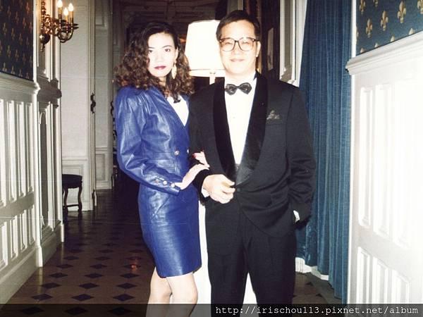 圖9 1993年10月我和咪呢在Chateau d'Esclimont.jpg