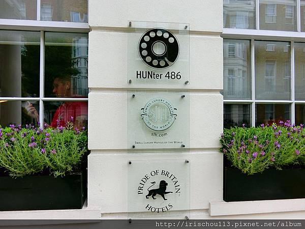 圖9 Hunter 486餐廳就在The Atch London酒店內.jpg