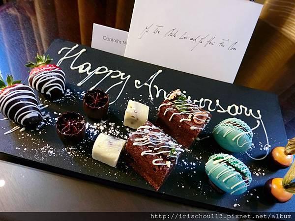 圖32 酒店送我們的巧克力.jpg