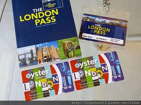 圖2 牡蠣卡&倫敦通行證.jpg