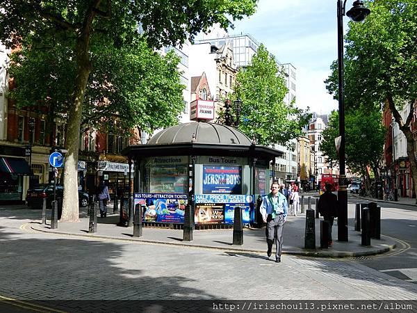 圖3 領取London Pass的票亭.jpg