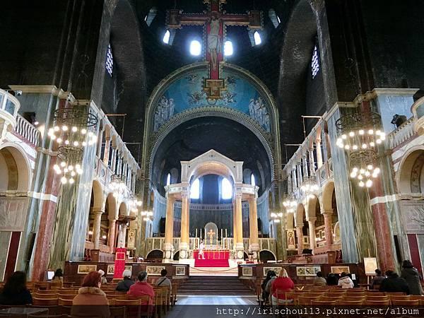 圖43 西敏大教堂內觀.jpg