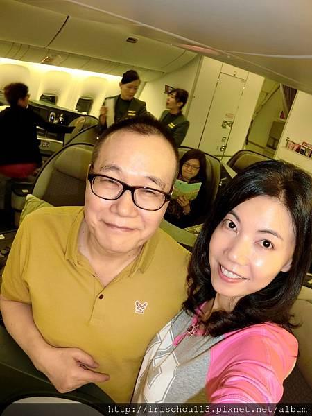 圖7 5月28日我和咪呢搭乘長榮航空直飛巴黎.jpg