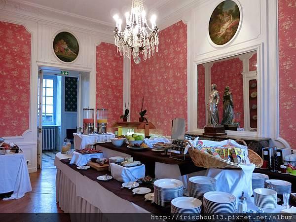 圖7 古堡酒店的自助早餐.jpg
