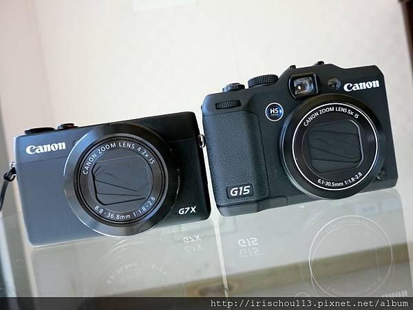圖2 我的Canon G7X&G15.jpg
