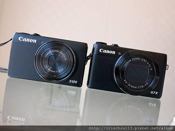 圖3 我的Canon G7X&咪呢的S120.jpg