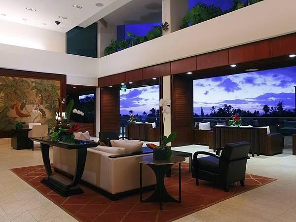 圖6 歐胡島川普酒店(本圖取自Hotels.com)