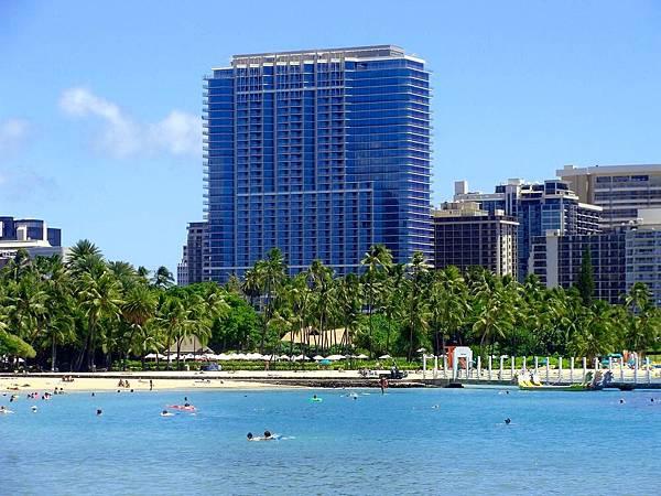 圖5 歐胡島川普酒店(本圖取自Hotels.com)