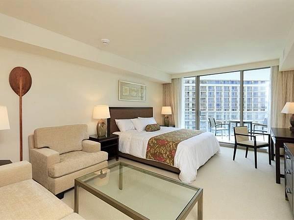 圖8 歐胡島川普酒店(本圖取自Hotels.com)