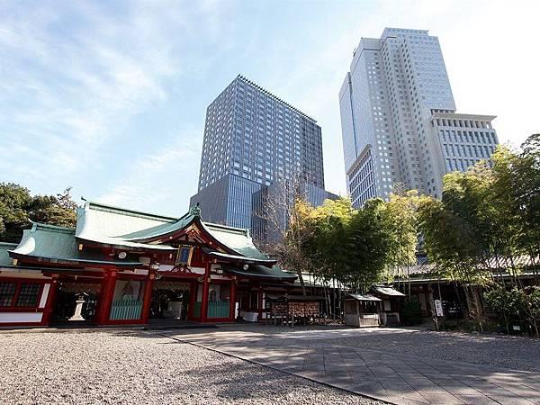圖9 東京國會東急酒店(本圖取自Hotels.com)