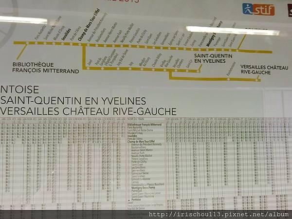 圖5 RER C列車指示牌.jpg
