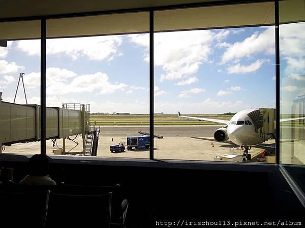 圖3 11月8日中華航空「夏威夷→東京」登機口.jpg