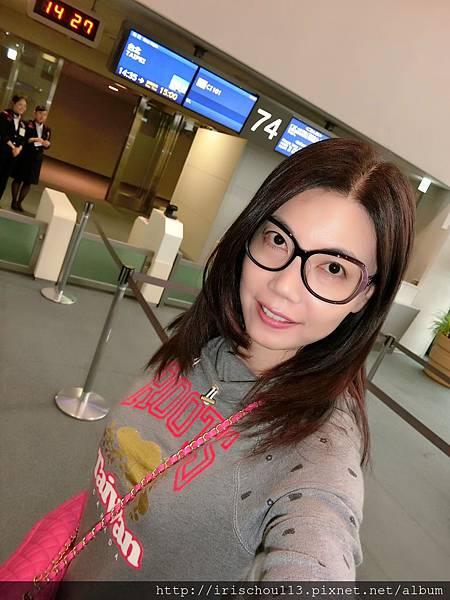 圖24 11月13日我在「東京→台北」的登機口.jpg