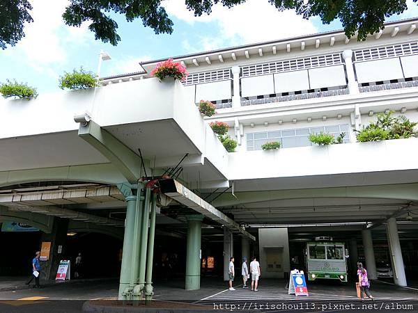 圖3 ALA MOANA商場入口.jpg