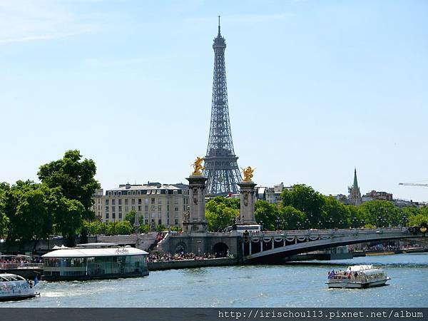 1)賽納河、巴黎鐵塔、亞歷山大三世橋.jpg
