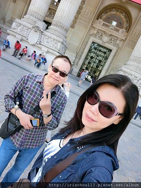 73)我和咪呢在大小皇宮.jpg