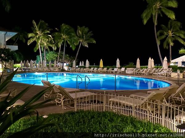 6) 哈利庫拉尼的泳池美的出名.jpg