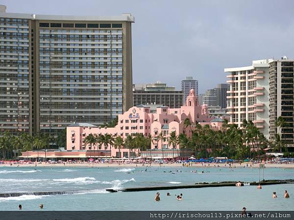 28) 夏威夷皇家酒店外觀.jpg