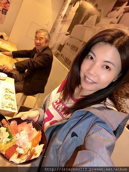 1)11月11日我在築地市場「秋山」餐廳.jpg