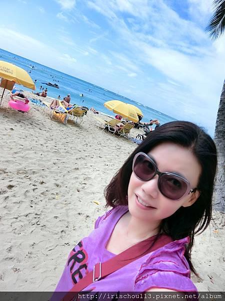 P16)我在威基基Waikiki海灘.jpg