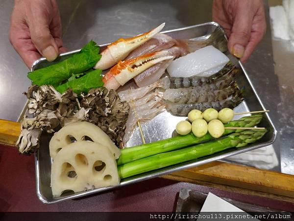 P12)「雪」套餐的食材.jpg