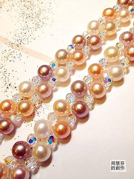 圖1 我設計的水晶珠鍊.JPG