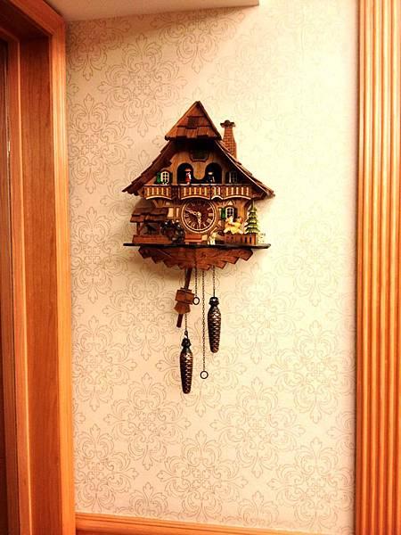 P2)咪芬之家的咕咕鐘.JPG