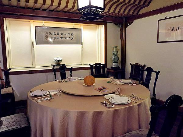 P2)馥園餐廳的宴席包間.JPG