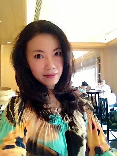 P3)我在西華飯店怡園中餐廳.JPG