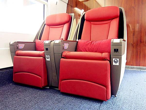 P1)大陸高鐵商務艙座椅.JPG