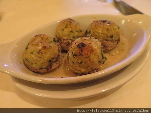 P23)蟹肉釀蘑菇.JPG