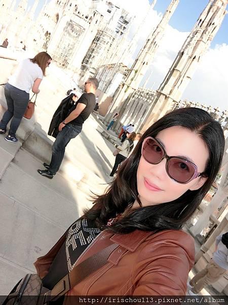 P36)5月3日我在米蘭大教堂攻頂.jpg