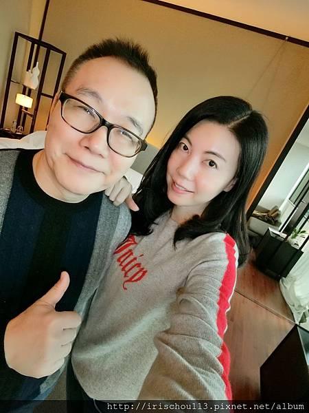 P9)我和咪呢在廣州文華東方酒店客房內.jpg