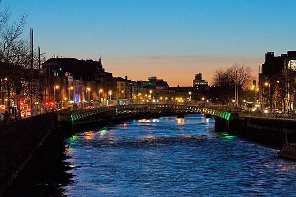 愛爾蘭打工度假要帶多少錢