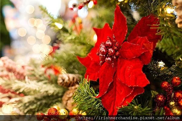 聖誕節拆裝飾